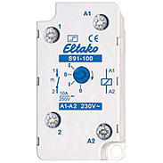 Eltako Stromstoßschalter f.EB/AP 1S 10A S91-100-8V
