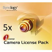 Synology Camera License Pack - 5x IP-Kamera Lizenz