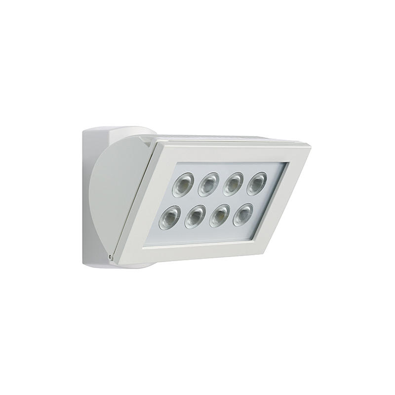 Esylux LED-Strahler 8x3W AF S 300 LED 5K ws EL10520808
