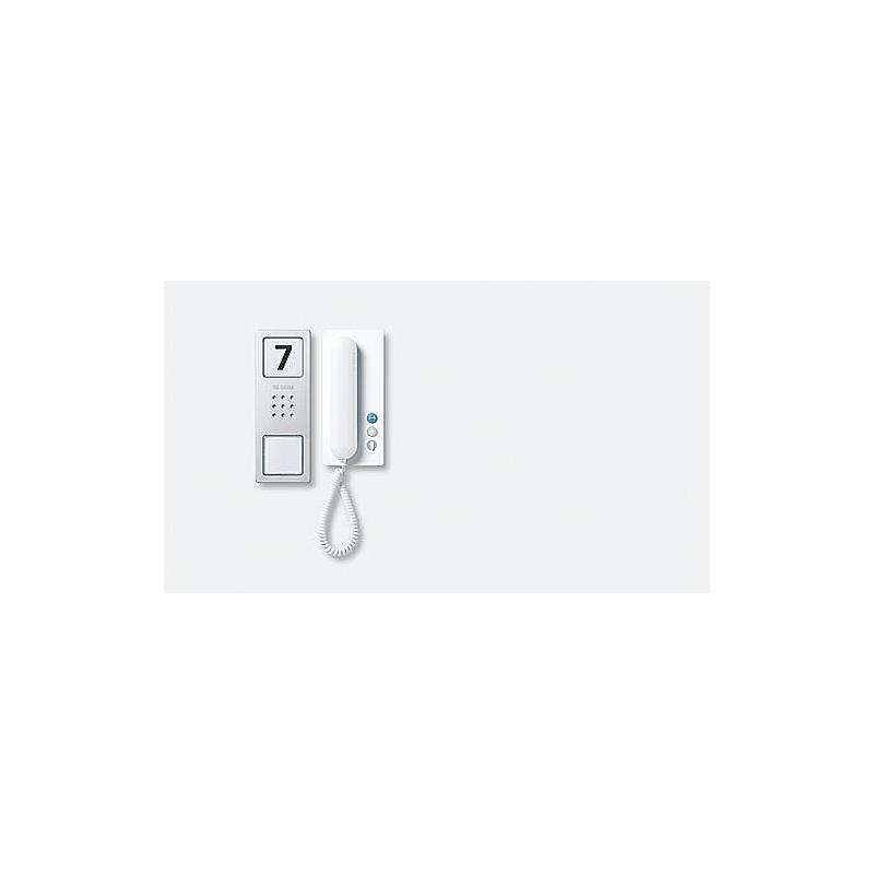 siedle t rsprechanlagen set ca 812 1 bs w f r 1. Black Bedroom Furniture Sets. Home Design Ideas