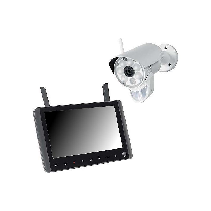 funk kamera monitor sonstige preisvergleiche erfahrungsberichte und kauf bei nextag. Black Bedroom Furniture Sets. Home Design Ideas