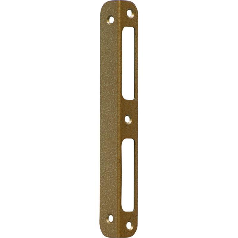 ABUS KG ABUS Winkelschließblech SBE für Innentüren (Farbe: hammerschlag gold)