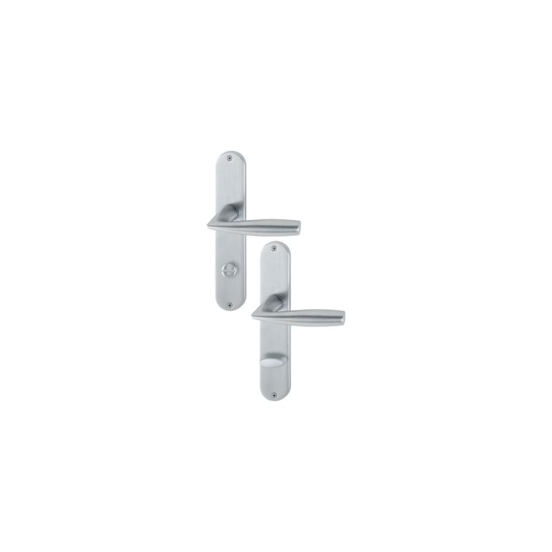 Hoppe Vitória M1515/302 Badgarnitur Langschild WC
