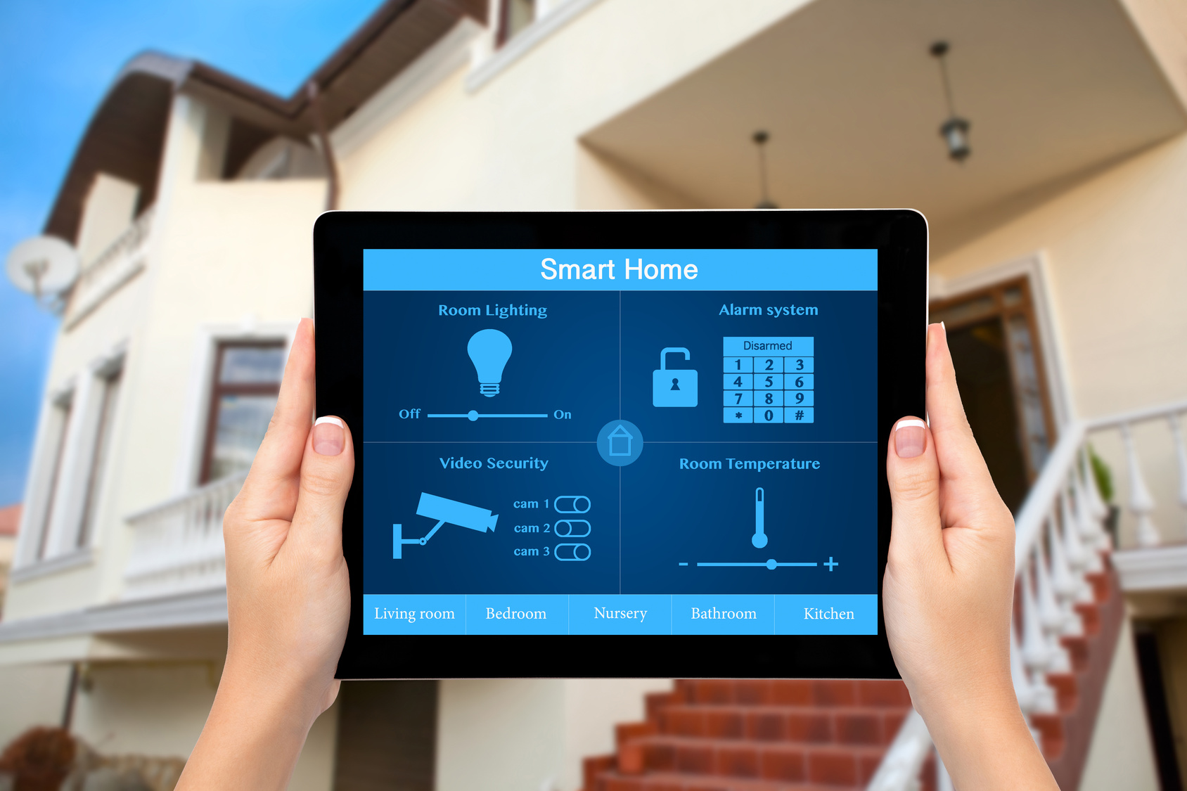 Smart home solutions
