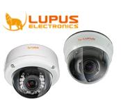 LUPUS IP-Kamera Lösungen für jede Branche
