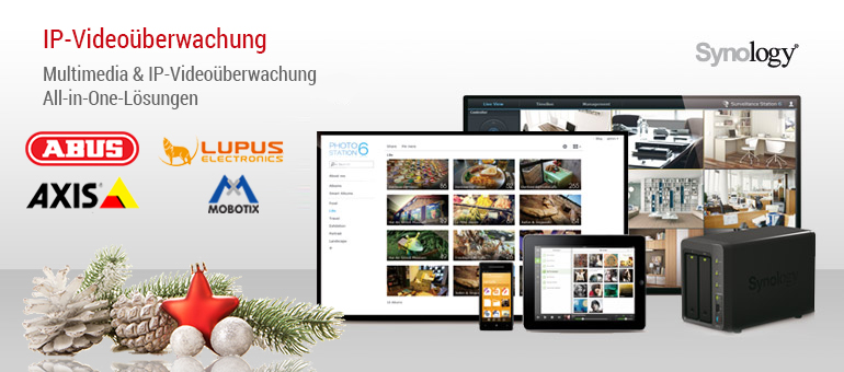 IP-Videoüberwachung