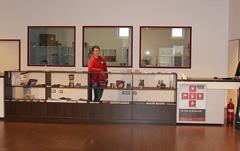 Showroom und Werkstatt