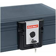 FirstAlert 2013FE Feuerfeste Dokumentenbox -flach