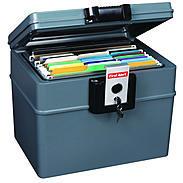 FirstAlert FirstAlert 2037FE Feuerfeste Dokumentenbox - groß 10002671 Bild1