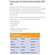 Hekatron ORS 142 Rauchschalter optisch AP-Montage