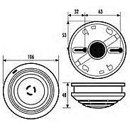 Esylux Rauchmelder ER10018954 PROTECTOR K 10 plus