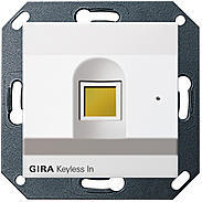 Gira Keyless In Fingerprint - 260703, rws-gl. IP20