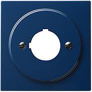 Gira Zentralplatte für 22,5mm bl S-Color