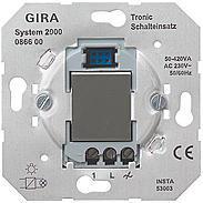 Gira Tronic-Einsatz System 2000