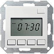 Gira Zeitschaltuhr Easy rws-gl System 55