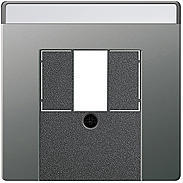 Gira Zentralplatte TAE eds E22