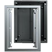 Gira UP-Rahmen mit Gerätedose