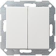 Gira Tast-Serienschalter rws-gl System 55