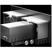 Steinel LED-Strahler 10x3W XLed-SL 10 ws - B-Ware