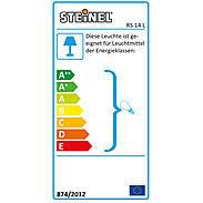 Steinel Sensor-Leuchte 60W IP44 RS 14 L ws