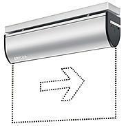 Esylux Notleuchte SLC LEDi SC/C 25m EKW 3W Decken