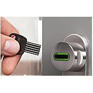 ABUS Seccor Chip-Schlüssel ACS - Elektronisch