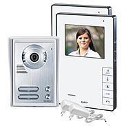 GEV 2-Familienhaus Videotürsprechanlage CVB B-Ware