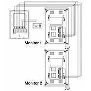 GEV 2- Familienhaus Videotürsprechanlage CVB 88337