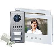 GEV 2- Familienhaus Videotürsprechanlage CVS 88351
