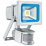 GEV LLS 15401 10W LED-Strahler Bewegungsmelder