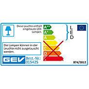 GEV LLS 15425 30W LED-Strahler Bewegungsmelder