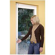 Funk-Fensterstangenschloss FOS550 E AL0125 weiss