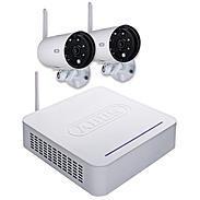 ABUS TVAC18000A Digitales Funk-Überwachungsset