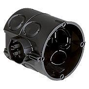 Kaiser Geräte-Verbindungsdose m. 4 Schraubdomen