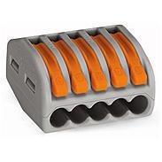 Wago Klemme 222-415 5x0.08-4qmm 40 Stück