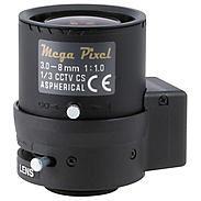 Eneo F03Z2.710NDDCMP F1,0/3-8mm MP DC-Objektiv
