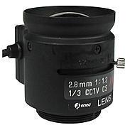 Eneo F0312NDDC-NFS F1,2/2,8mm DC-Objektiv