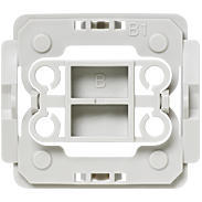 HomeMatic Adapter-Set Berker (B1) für Funk-Aktoren
