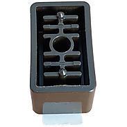 ABUS FUET50020B Magnetunterlage 14mm - braun