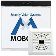 Mobotix Infomodul Mx2wire+ mit LEDs, schwarz