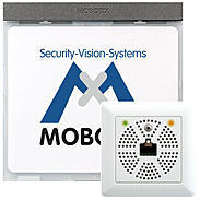 Mobotix Infomodul Mx2wire+ mit LEDs, dunkelgrau