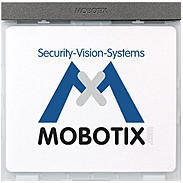 Mobotix Infomodul mit LEDs, dunkelgrau