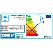 GEV LED Sensorleuchte LBE 21648 Dimmatic-Funktion