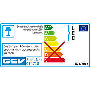GEV LED-Strahler Duo LLL 14718 - 230V LED-Spot