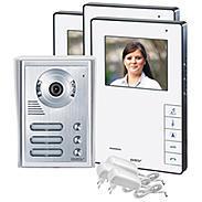 GEV 3- Familienhaus Videotürsprechanlage CVB 88467