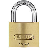 Abus Messing-Vorhangschloss 45/40 Quad-Pack 4er