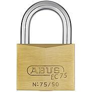 ABUS Vorhängeschloss 75/50 mit Wendeschlüssel
