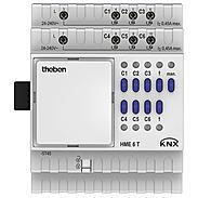 Theben Heizungsaktor MIX2,Erw.Mod. X HME 6 T KNX