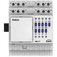 Theben Jalousieaktor MIX2 Erw.Mod.l X JME 4 T KNX