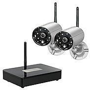 Indexa DF400 Set Funk-Videoset mit Smartrecorder